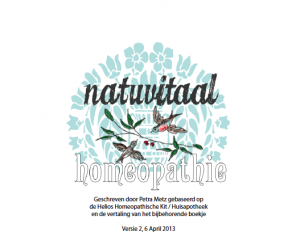 Natuvitaal Homeopathiegids