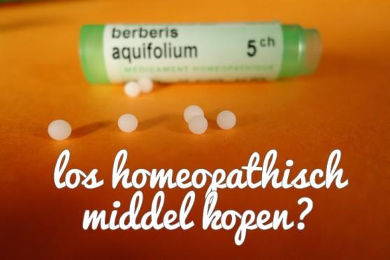 los homeopathisch middel