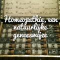 homeopathie een natuurlijke geneeswijze