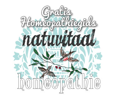 gratis homeopathiegids