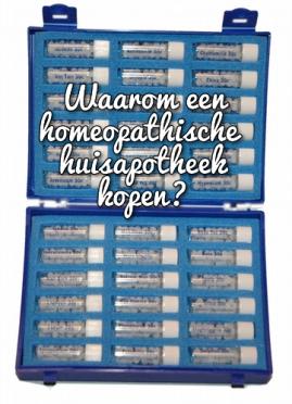 homeopathische huisapotheek kopen