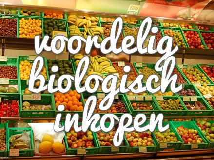 voordelig biologisch inkopen